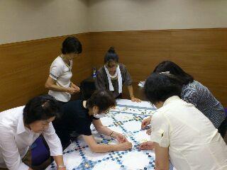 大阪の生徒さん
