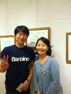 内田さんの展示会