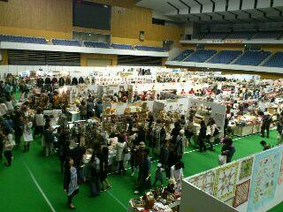 手づくりフェスティバルin<br />  札幌