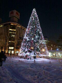 ミュンヘン クリスマス市in<br />  札幌