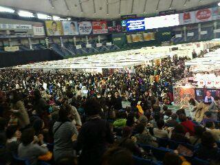 東京ドーム2<br />  日目