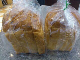 ひまわりトーストパン