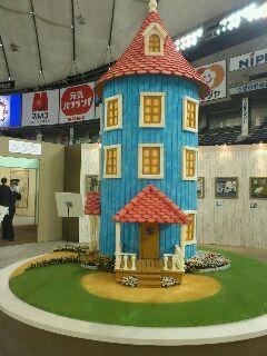 東京ドームの東京国際キルトフェスティバル4<br />  日目