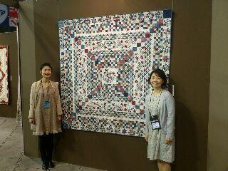 東京国際キルトフェスティバル 追記