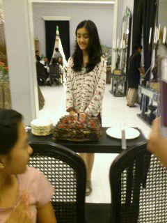 ジャカルタのbirthday<br />   party