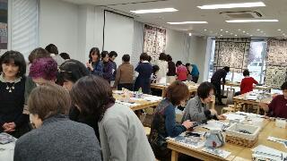 リネット講習会in蔵前 2日目
