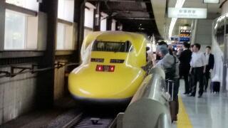 朝練そして新幹線