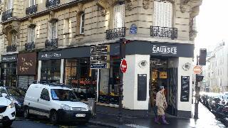パリ最後のランチ