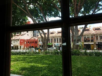 シンガポール past2
